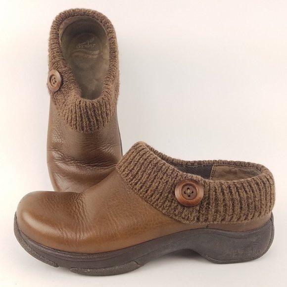 Dansko Shoes | Kenzie Knit Clogs Womens